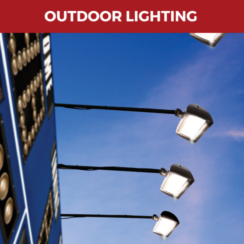 RDA Lighting Outdoor