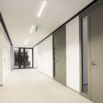 SL4-LED in hallway