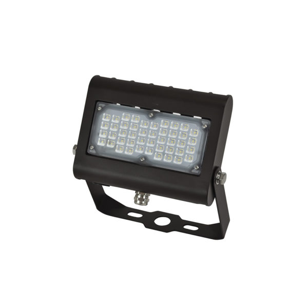 FL2-LED31 with Yoke Mount (FL-LED Series Flood Lights)