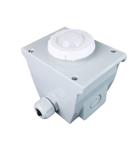 Vaporproof LED junction box