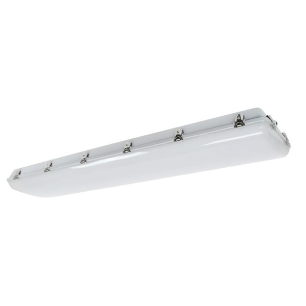 LFX4W-LED (LFX4W Linear Wide Body Vapourproof Fixture)