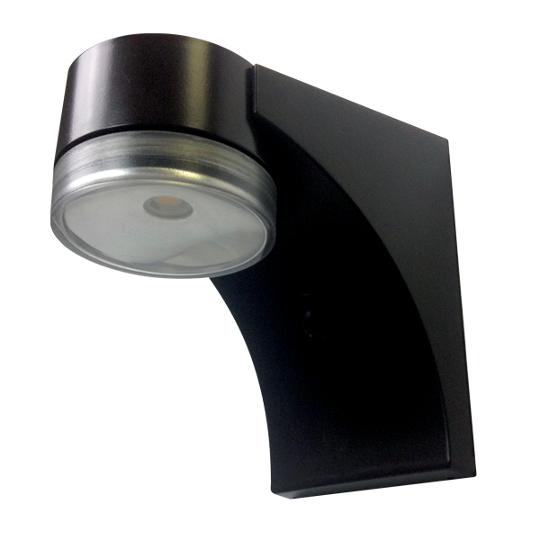 Energy Efficient Wall Light for outdoor use and entrances