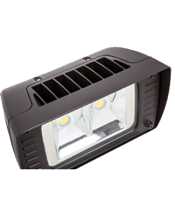 RLF LED Floodlight heat sinking