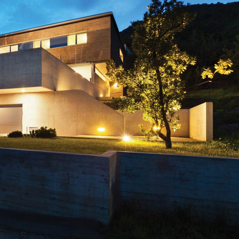 RLF LED Floodlight residential lighting